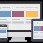 Services responsive web design